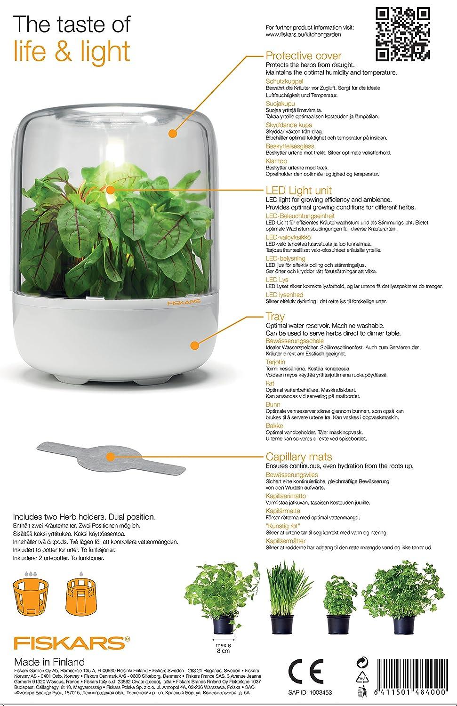 81f21c99 Fiskars 1014114 UG Kitchen Garden Basic: Amazon.co.uk: Kitchen & Home