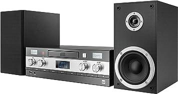 Dual Dab-MS 130 CD - Home Cinema: Amazon.es: Electrónica