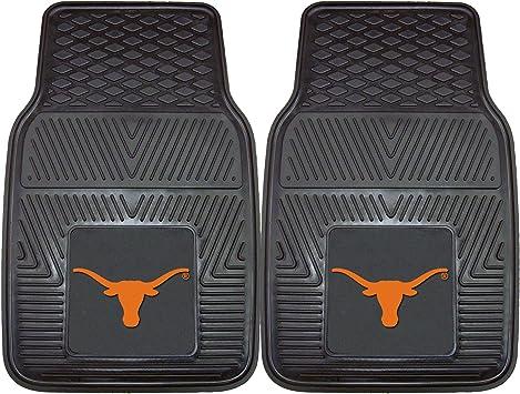 University of Texas Heavy Duty Vinyl Car Mats Set of 2