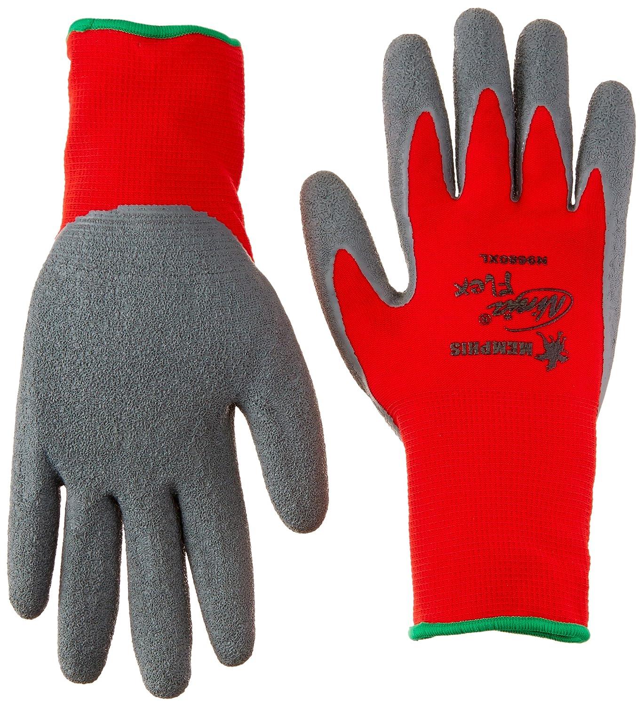 ORS-Nasco Industrial N9680XL Memphis Glove Ninja Coated-Palm ...