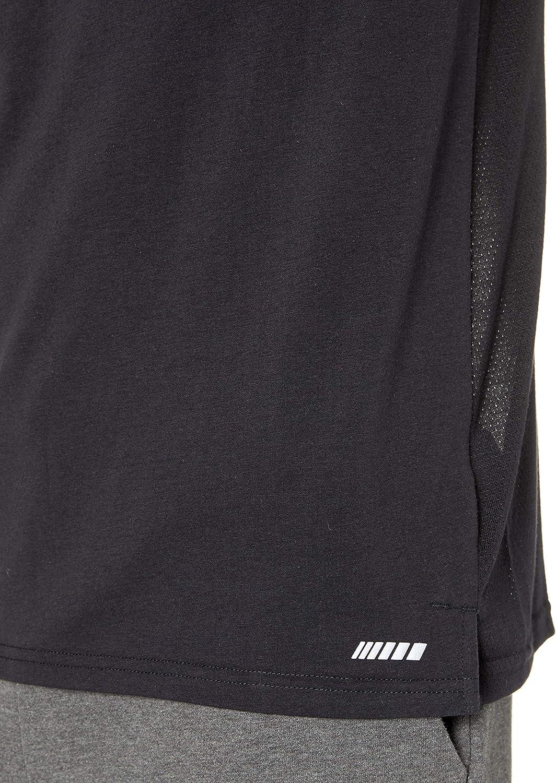 Essentials Men's Performance Cotton Short-Sleeve T-Shirt: Clothing