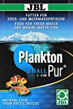 JBL Plankton Futter für Süß- und Meerwasserfische, PlanktonPur