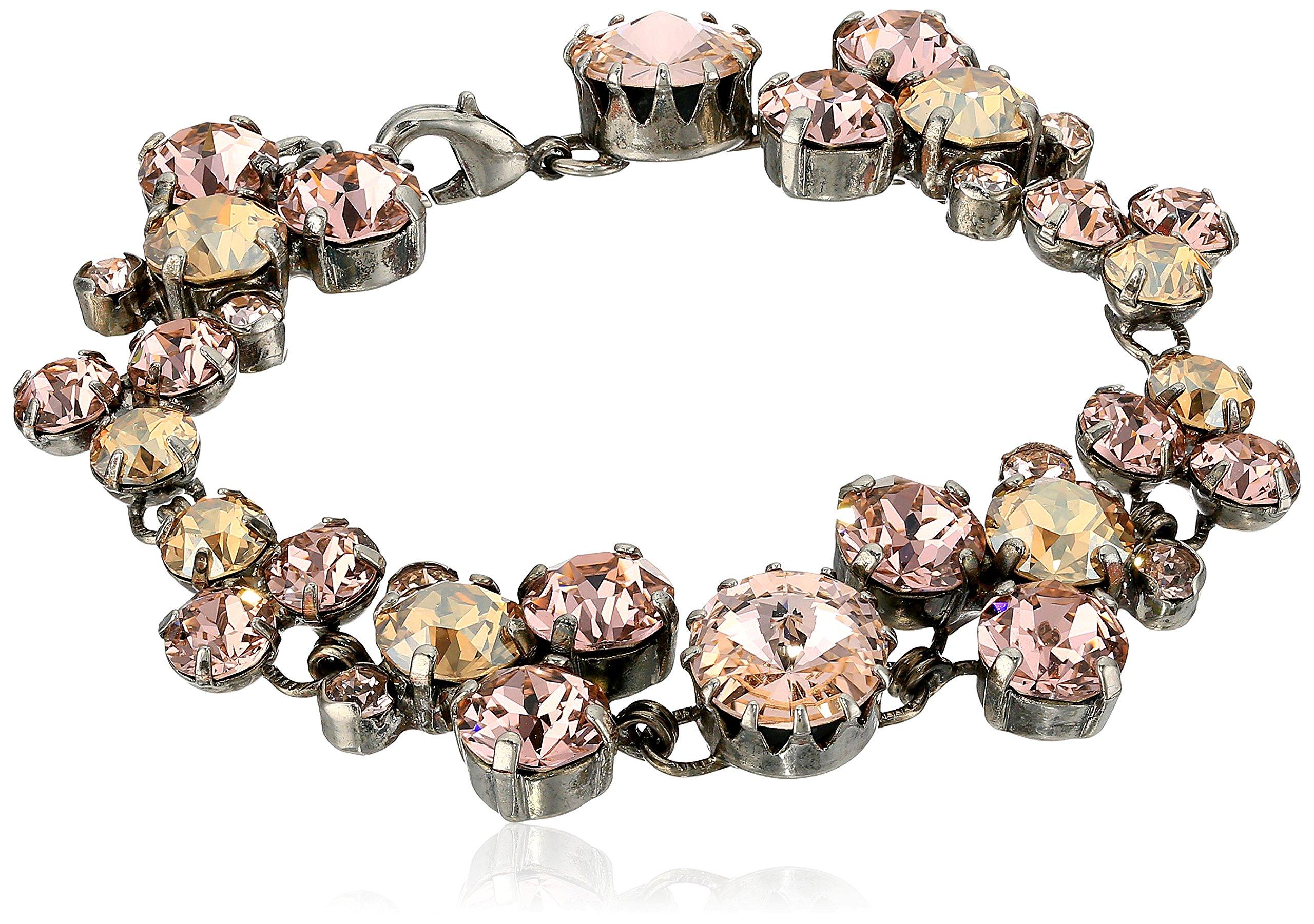 Sorrelli Well-Rounded Line Bracelet, 7.5''