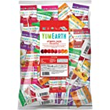 YumEarth Organic Lollipops, Variety Pack, 80 ounce (pack of 1) - Allergy Friendly, Non GMO, Gluten Free, Vegan (Packaging May Vary)