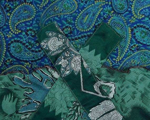 Paisley gedruckt Rock lange Hippie-Garten Silk Magic reversible Wrap ...
