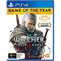 The Witcher 3 [Game of The Year Edition] - PlayStation 4