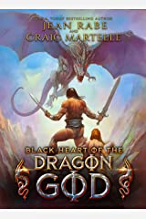Black Heart of the Dragon God: A sword and sorcery tale in a time of high adventure (Goranth the Mighty Book 1) Kindle Edition
