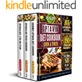 Optavia Diet Cookbook: Cook and Taste 300+ Healthy Lean & Green Meals | 150+ Optavia Air Fryer Recipes | the Smart 5&1…