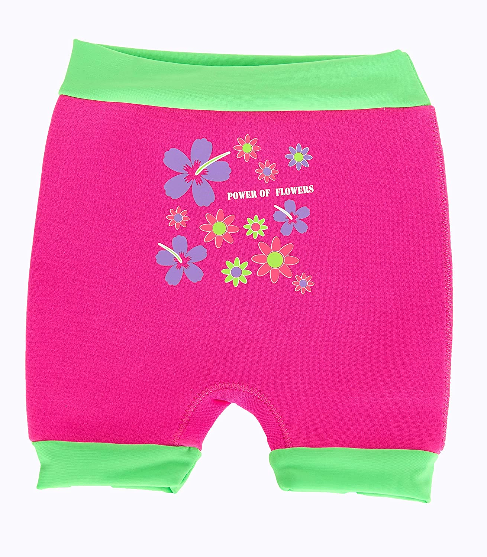 SwimBest Swim Nappy//Shorts Power of Flowers, 4-6 kgs 3-6 mths