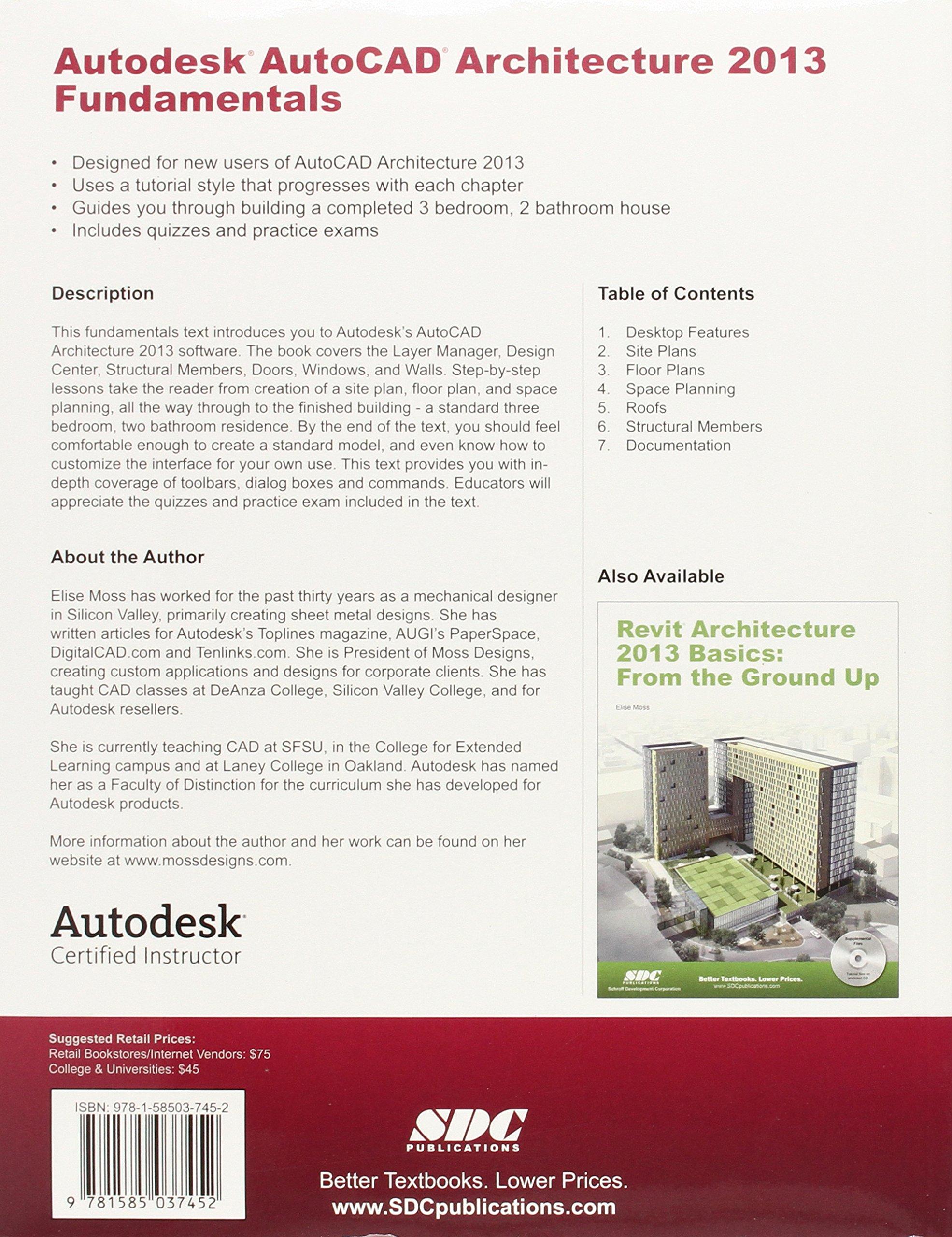 AutoCAD Architecture 2013 price