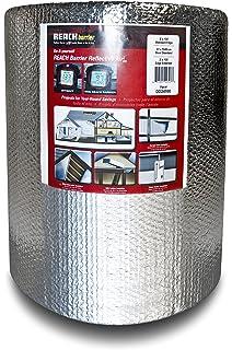 Reach barrier 3122 silvertanium garage door insulation kit reach barrier dd24100 air double reflective polyethylene insulation roll 2 feet by 100 solutioingenieria Images