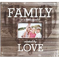 Expressions Collection Full de la vida y el amor recortes ampliable, incluye 10última intervensión de ácidos 30.5x 30.5cm páginas y 2,5x 2,5cubierta frontal imagen apertura, FAMILY LOVE, Transparente, 30.48 cm x 30.48 cm, 1