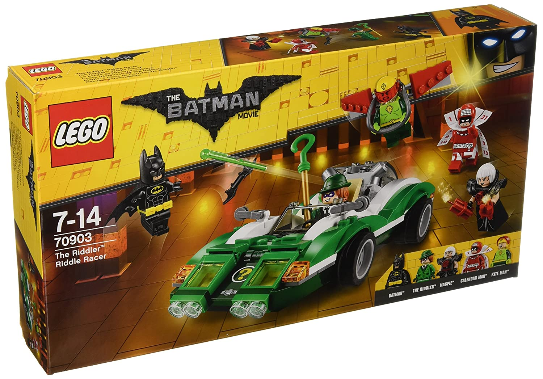 LEGO Batman Coche misterioso de The Riddler