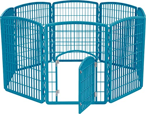 IRIS Exercise Pet Playpen