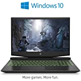 "HP Pavilion Gaming, 15-dk0005ne, Gaming Laptop, Intel i7-9750H, 8GB RAM, 1TB HDD + 128GB SSD, NVIDIA GeForce GTX 1650 4GB Graphics, 15"" FHD, Windows 10 Home - Black"