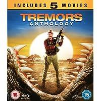Tremors Anthology [Edizione: Regno Unito] [Reino Unido] [Blu-ray]