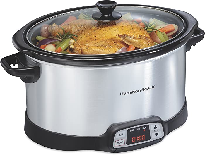 Top 9 Programmable Slow Cooker 5 Qt