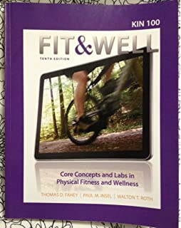 Fit well core concepts and labs in physical fitn faheyinselroth fit well core concepts and labs in physical fitness and wellness fandeluxe Images