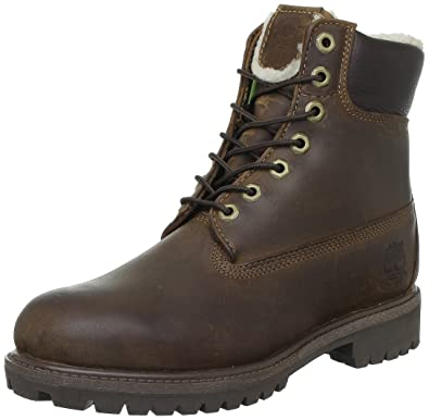Timberland Homme Montantes 6 LinedChaussures Furfleece Inch Yb6gIfym7v