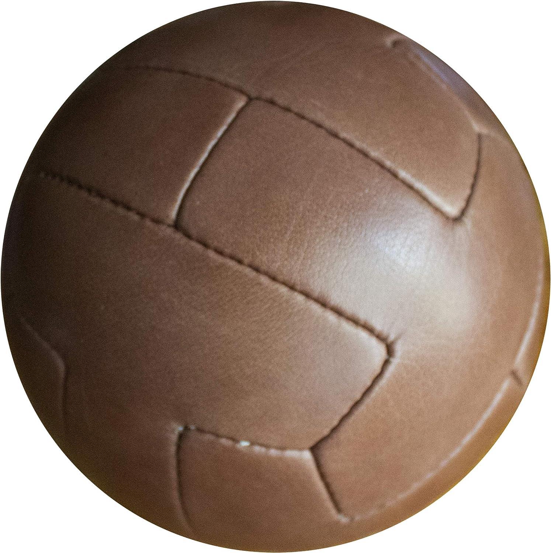 Balón de Futbol Vintage.: Amazon.es: Deportes y aire libre
