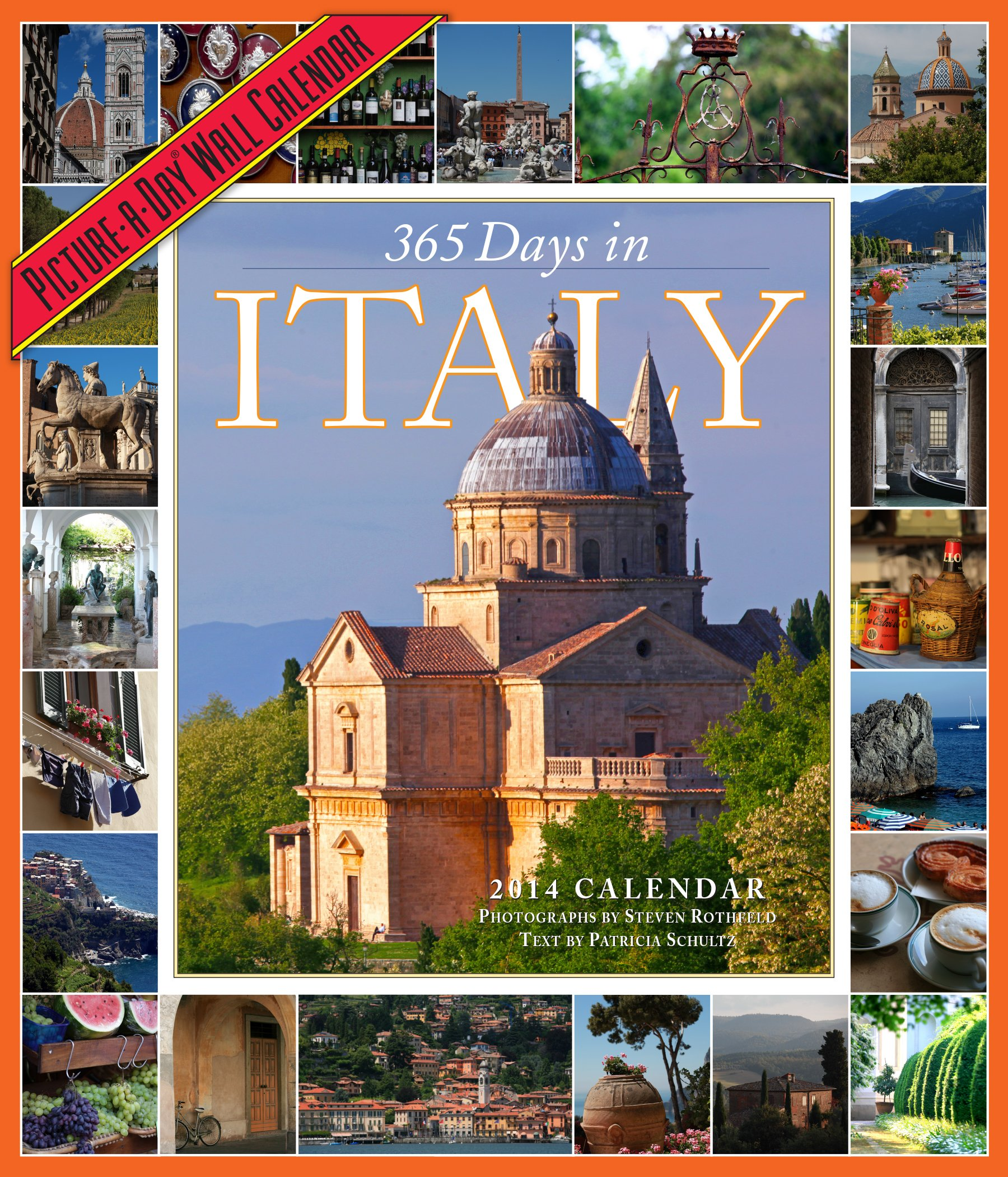 365 Days in Italy 2014 Wall Calendar ebook