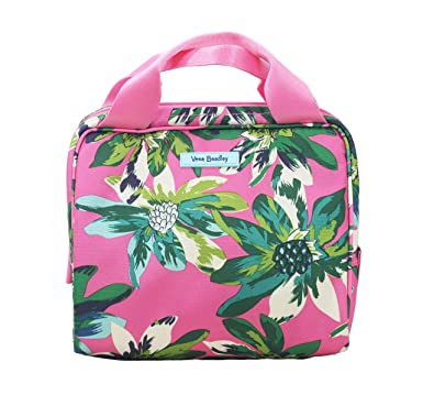 Image Unavailable. Image not available for. Color  Vera Bradley Tropical  Paradise Lighten Up Lunch Cooler 815f5fa8c9bb7