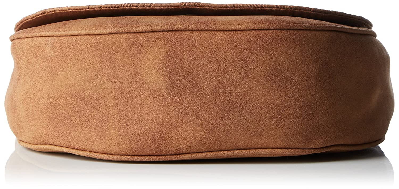 Roxy Material Love Kleine Cross Body de Bolsa, Color marrón Claro, tamaño 19 x 6 x 18 cm: Amazon.es: Deportes y aire libre