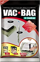 Conjunto Vacu Bag Com Bomba Ordene Br Multicor