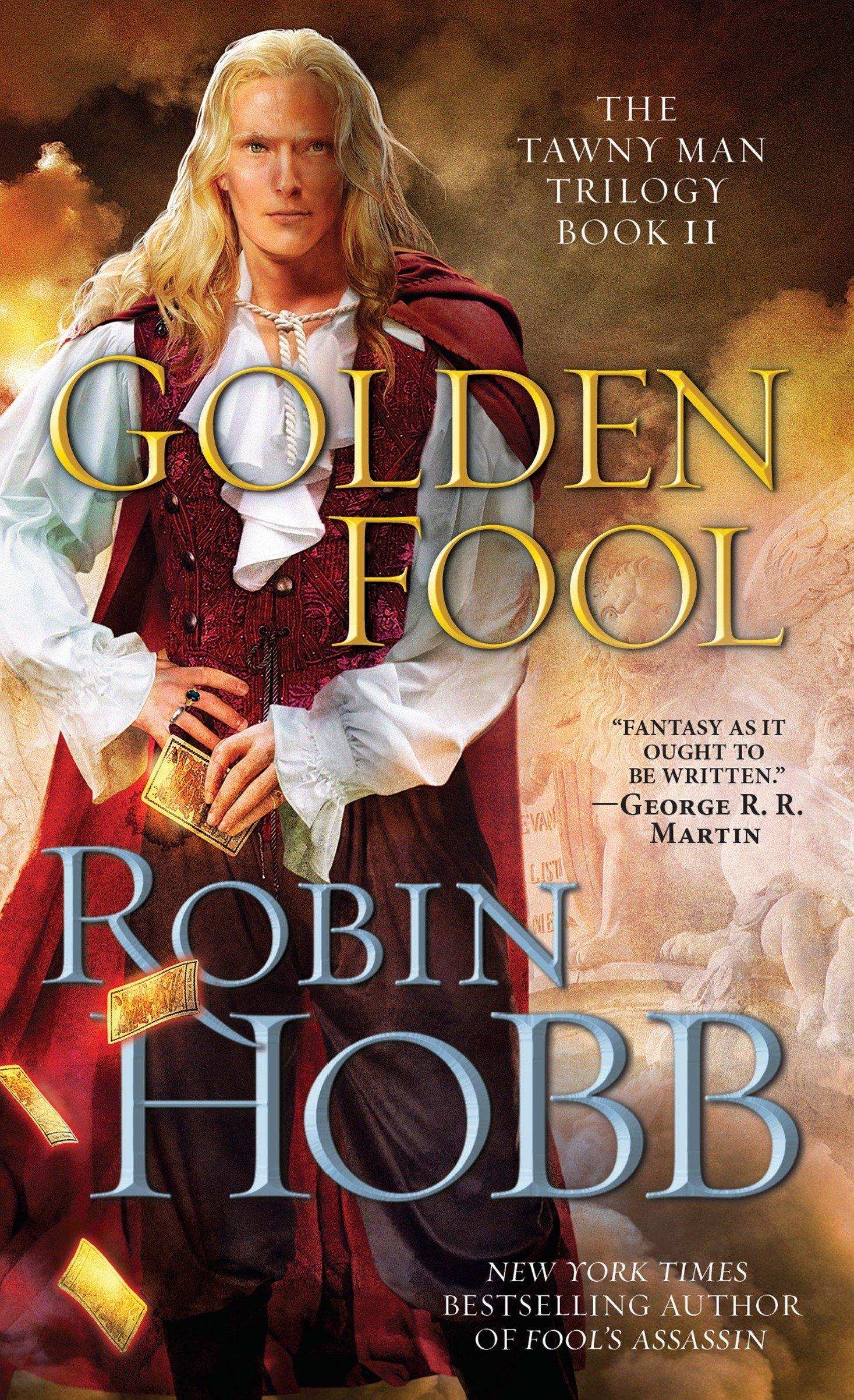 Read Golden Fool Tawny Man 2 By Robin Hobb