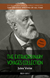 Jules Verne: The Extraordinary Voyages Collection [newly updated] (Book House Publishing) (The Greatest Writers of All Time)