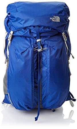 The North Face W Banchee 50 L Mochila, Mujer, (Blue/Grey), 22x24x45 cm (W x H x L): Amazon.es: Deportes y aire libre