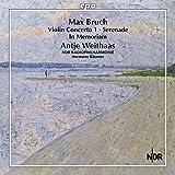 マックス・ブルッフ:ヴァイオリンと管弦楽のための作品全集 第2集