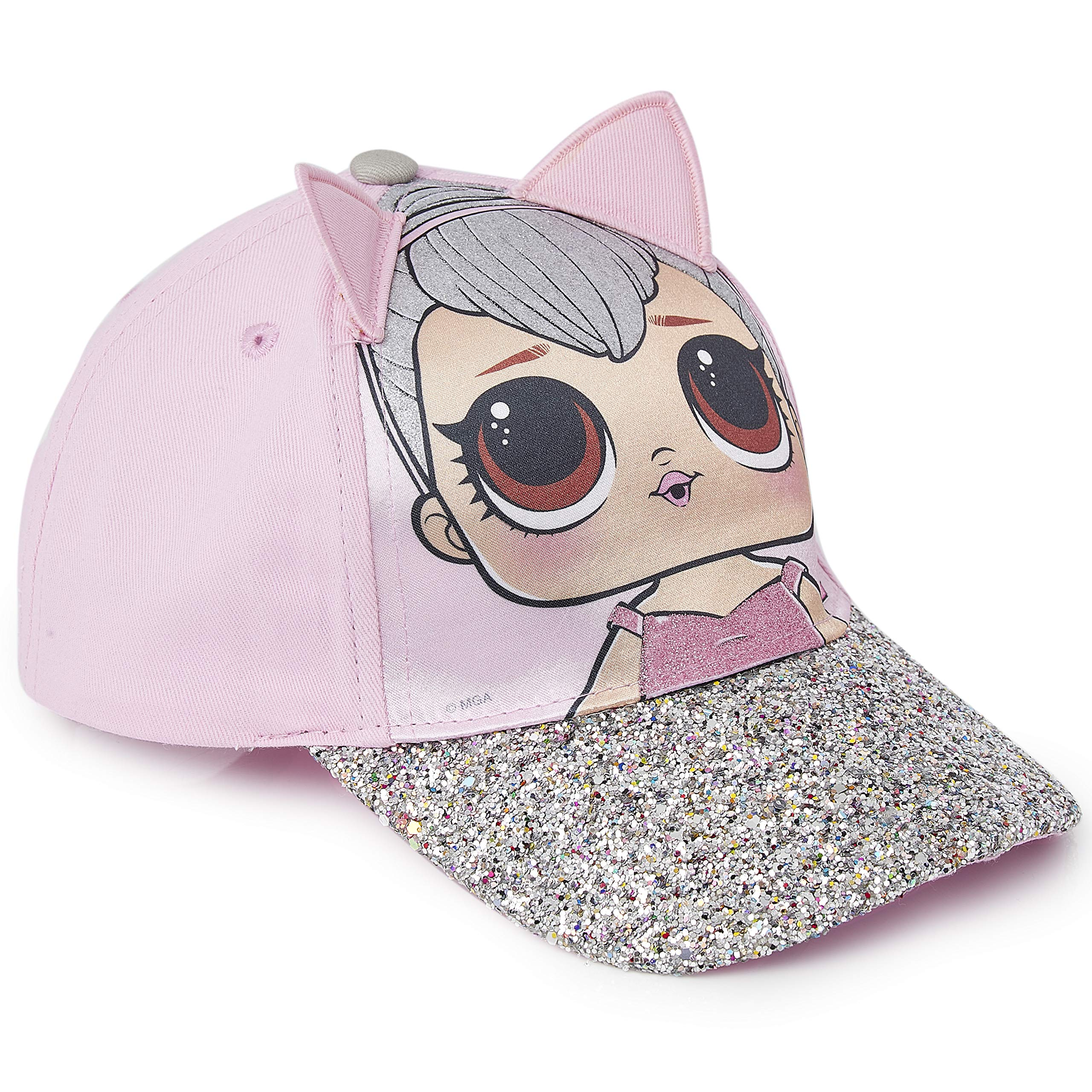 52cm LOL L.O.L SURPRISE Licensed Girl bucket brim hat pink NEW sz 50cm