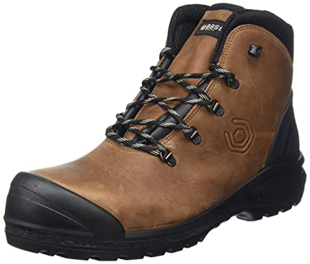 3f0e3b9a43c BASE PROTECTION BAS-B888-12 Stylish Safety Work Boot, Brown, Size 12 ...
