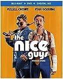 The Nice Guys (Blu-ray + DVD + Digital HD) - August 23