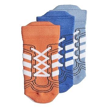 Adidas Cv7159 Calcetines, Unisex bebé, Azul (azucen/azalre / naalre), 19/22: Amazon.es: Deportes y aire libre