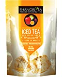 Shangri La Tea Company Iced Tea, Tropical Passion, Bag of 6, 1/2 Ounce Pouches (Packaging May Vary)
