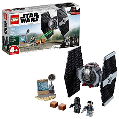 LEGO Star Wars TIE Fighter Attack 75237 4+ Building Kit (77 Pieces): Toys & Games