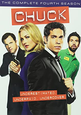 Amazon Com Chuck Season 4 Zachary Levi Yvonne Strahovski Joshua Gomez Sarah Lancaster Dolph Lundgren Linda Hamilton Movies Tv Now it's your turn to tell us! chuck season 4 zachary levi