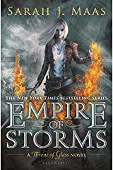 Empire of Storms (Throne Of Glass Series Book 5) Kindle Edition
