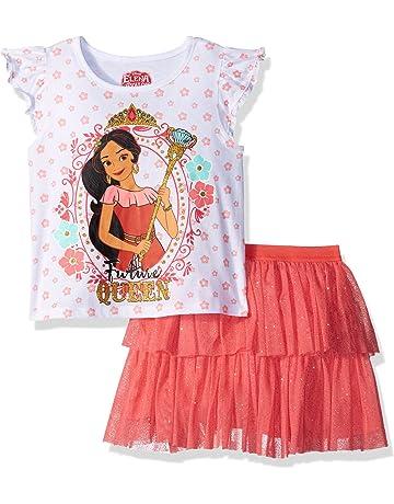 8b17d9ac9 Disney Girls' Elena 2 Piece Skirt Set