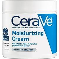 CeraVe Moisturizing Cream 16 oz Daily Face and Body Moisturizer