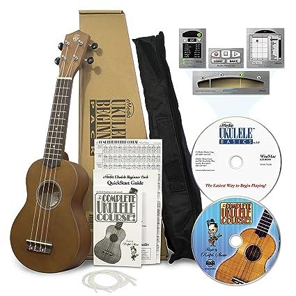 Amazon Emedia Ukulele Beginner Pack Soprano Ukulele Winmac
