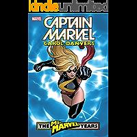 Captain Marvel: Carol Danvers – The Ms. Marvel Years Vol. 1 (Ms. Marvel (2006-2010)) (English Edition)