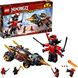 LEGO Ninjago Cole's Earth Driller 70669 Building Toy
