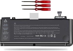 Vinpera A1322 Laptop Battery Compatible for MacBook Pro 13 inch A1278 (2009 2010 2011 2012 Version) 661-5557 661-5229 MB990LL/A MB991LL/A MC700LL/A MC724LL/A MD313LL/A MC374ll/A