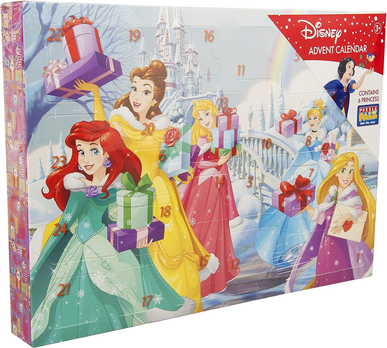 Sambro Disney Princess Calendrier de lAvent Multicolore
