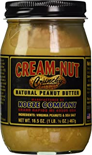 product image for CREAM NUT PEANUT BUTTER CRNCHY NTRL