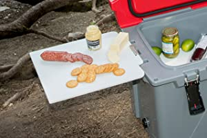 KONG Coolers   110 QT Cut'n Tray Cutting Board   Food Safe   BPA Free   3/8
