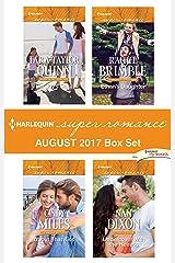 Harlequin Superromance August 2017 Box Set: An Anthology Kindle Edition